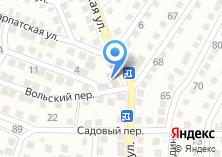Компания «АстраШина» на карте