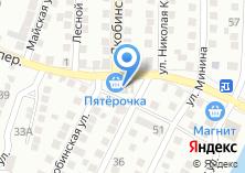 Компания «МАГсантехники» на карте