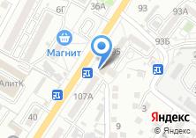 Компания «Акватерм» на карте