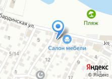 Компания «Астраханские лимузины» на карте