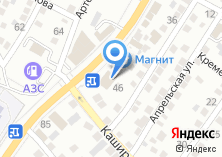 Компания «Магазин канцтоваров и сувениров» на карте