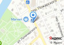 Компания «Нейлмарт» на карте