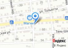 Компания «Приволжье» на карте