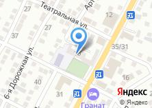 Компания «Шпилька» на карте