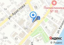 Компания «Астраханский городской архив» на карте