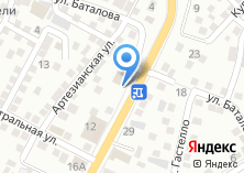 Компания «Такском» на карте