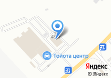 Компания «Бизнес Кар Каспий автосалон официальный дилер Toyota и Lexus» на карте