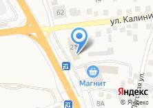 Компания «АвтоСпецМонтаж» на карте