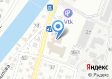 Компания «ДОМ-СТРОЙ» на карте
