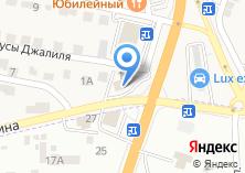 Компания «Нейс-Юг» на карте