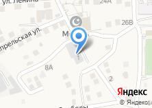 Компания «Центр стальных дверей» на карте