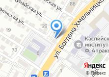 Компания «МСД» на карте