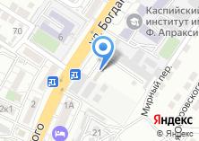 Компания «Автошкола Всероссийское общество автомобилистов» на карте