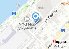 Компания «АСТ-Новосёл» на карте