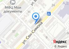 Компания «КОКО» на карте