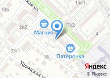 Компания «Строящийся жилой дом по ул. Менжинского» на карте