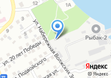 Компания «Рыбак-2» на карте
