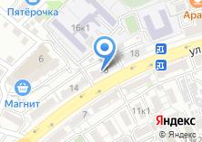 Компания «Советский спортивно-технический клуб» на карте