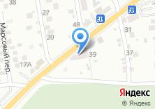 Компания «Деревня» на карте