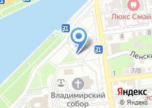 Компания «Продуктовый магазин на ул. Генерала Армии Епишева» на карте