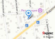 Компания «Строительная база» на карте