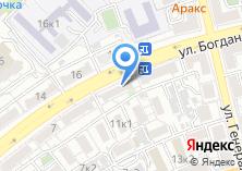 Компания «Шах» на карте