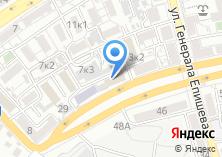 Компания «СКАС-Групп торгово-производственная фирма» на карте