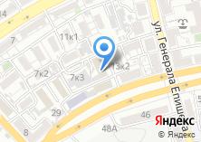 Компания «СТРОЙРЕСУРС» на карте