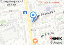 Компания «Царевская» на карте