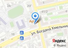 Компания «Снабженческое предприятие» на карте