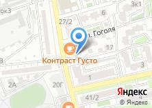 Компания «Шинный центр» на карте