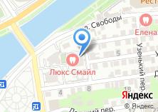 Компания «Волжская Ривьера» на карте