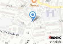 Компания «Продовольственный магазин на Васильковой» на карте