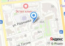 Компания «Униформ Сервис С» на карте