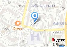 Компания «Энигма» на карте