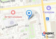 Компания «Медовик» на карте