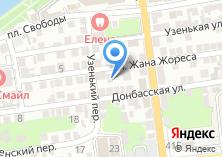 Компания «Микро Капитал Руссия» на карте