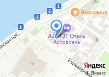 Компания «Дворик Азимут» на карте