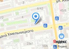 Компания «Галерея штор» на карте