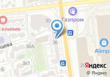 Компания «МАГАЗИН МЕДТЕХНИКА» на карте