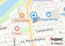 Компания «Пиратская станция» на карте