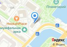 Компания «Организация Астраханского района гидротехнических сооружений и судоходства» на карте