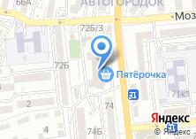Компания «Квадро-Маркет» на карте
