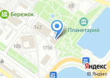Компания «Лукойл-Нижневолжскнефть» на карте