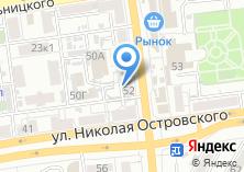 Компания «Hairshop» на карте