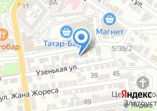 Компания «Смени резину» на карте