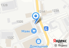 Компания «АвтоВиД» на карте