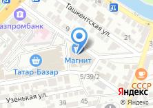 Компания «Ёлка» на карте
