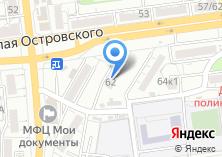 Компания «Противопожарная безопасность» на карте