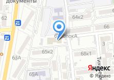 Компания «EnergyM» на карте